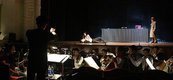 2019 Autumn Melody concert opens at city's opera house