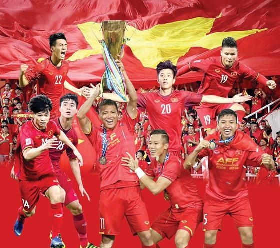 The Vietnamese national men football team
