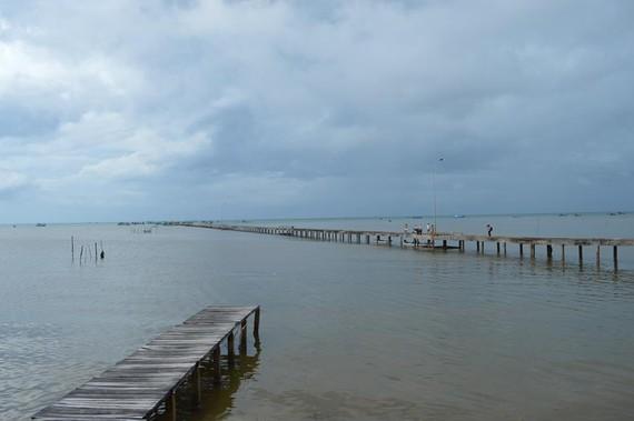 Ham Ninh fishing village in Phu Quoc  (Photo: KK)
