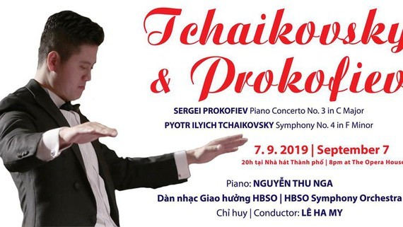 HBSO presents concert of Russian classical music