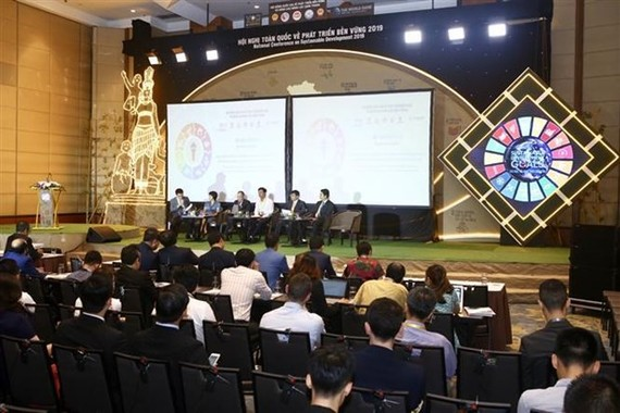 An overview of the conference (Photo: VNA)