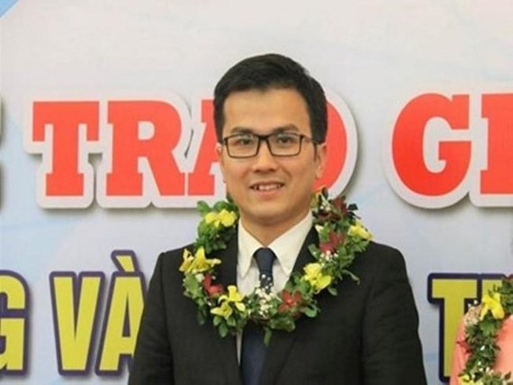 Tran Xuan Bach, one of the three Vietnamese scientists on the list (Source: plo.vn)