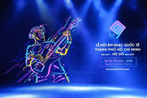 HCMC Int'l Music Festival 2019-Hozo brings together local, foreign artists