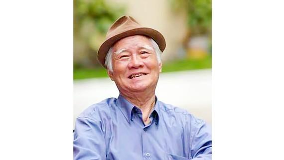Musician Nguyen Van Ty
