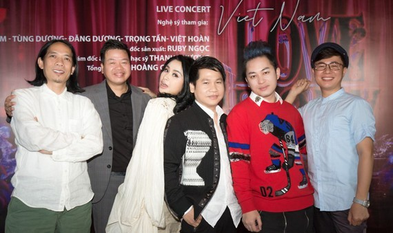 'Vietnam Love Story' concert to bring together veteran artists