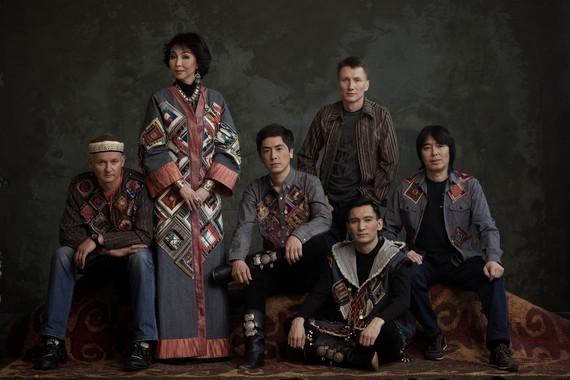 The Magic of Nomads band of Kazakhstan