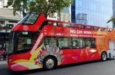 HCMC: Open-air double-decker city tour rolls out