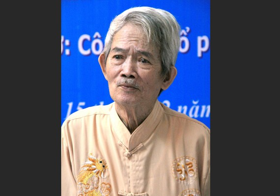 Country's leading director of Cai Luong passes away