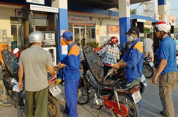 Petrol price decreased by the end of February