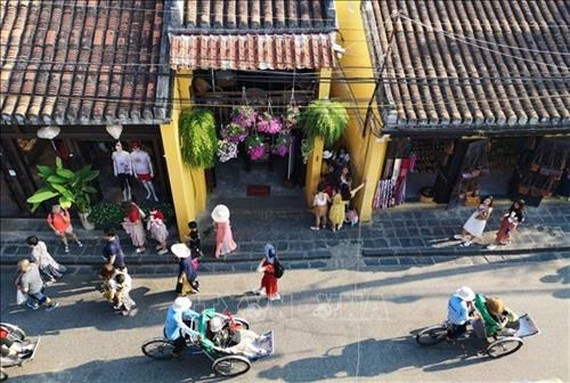 A view of Hoi An ancient city (Photo: VNA)