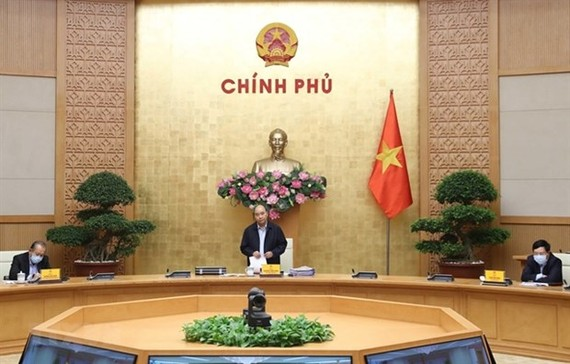 PM  Nguyen Xuan Phuc orders strict nationwide social distancing rules, starting April 1 (Photo: VNA)