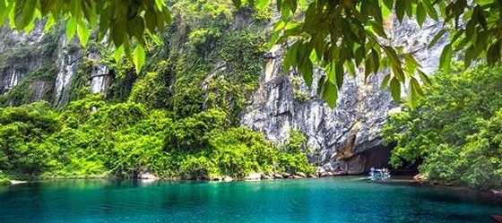 Phong Nha – Ke Bang National Park in the central province of Quang Binh