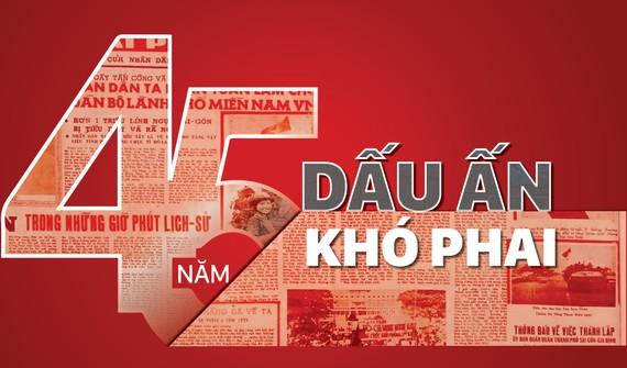 Sai Gon Giai Phong Newspaper celebrates 45th founding anniversary