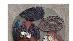 """Nine artists' """"Garden of art"""" opens in HCMC"""