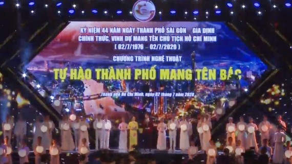 HCMC's festival marking 44 years of name change concluded