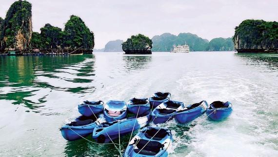 Ha Long Bay (Photo: SGGP)