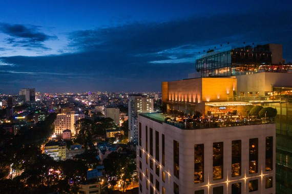 Des Arts Saigon hotel
