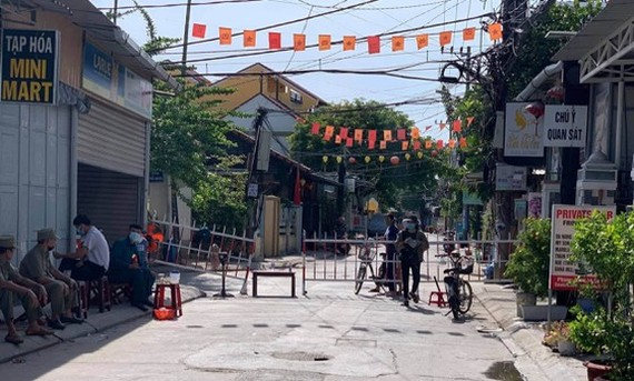 Hoi An will introduce social distancing from 0:00 July 31.