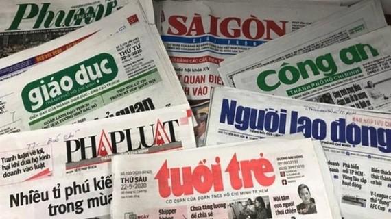 HCMC's press agencies to change seals before September 30