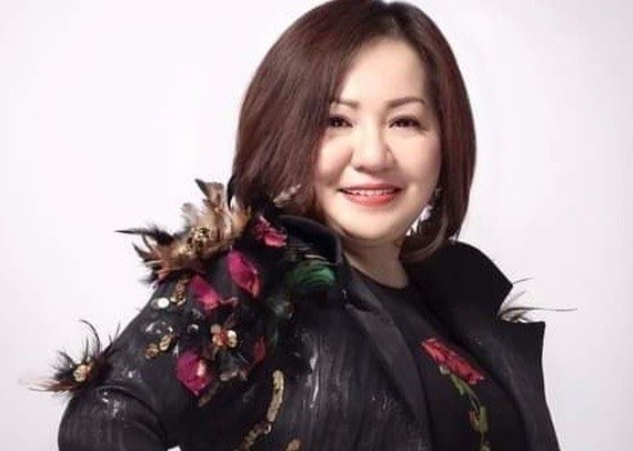 President of Council of ASEAN Fashion Designers (CAFD), Le Thi Quynh Trang