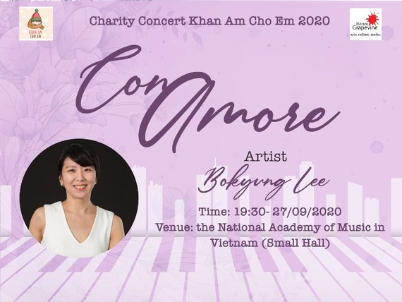 Concert raises funds for building school in mountainous, remote areas