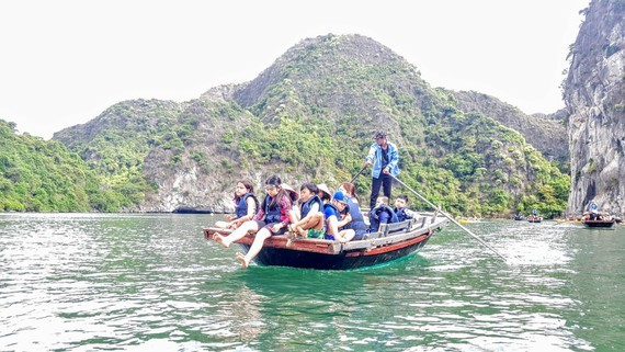 The country's travel industry has now implemented many programs to simulate domestic tourism .