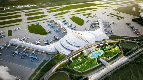 Design of Long Thanh International Airport