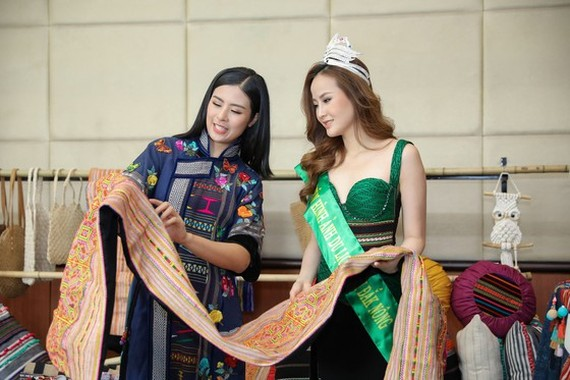The 2nd Brocade Culture Festival is expected to be an opportunity for Vietnamese embroidery to expand new markets.