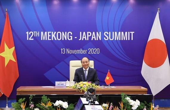 Prime Minister Nguyen Xuan Phuc at the summit (Photo: VNA