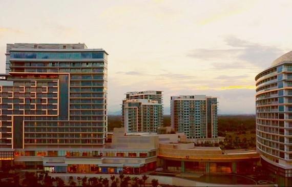 At the Hoiana resort complex (Photo: hoiana.com)