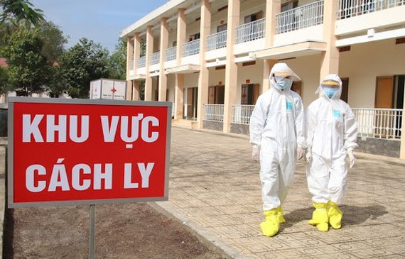 VN reports no new cases, 17,238 people under quarantine