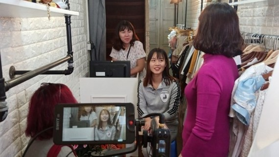 A scene in the documentary (Photo: baophapluat.vn)
