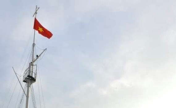 Renovated ancient flagpole in HCMC opens to public