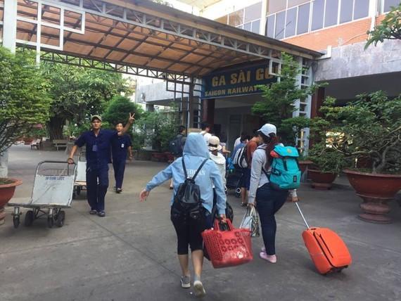 Saigon Railway Station (Photo: KK)