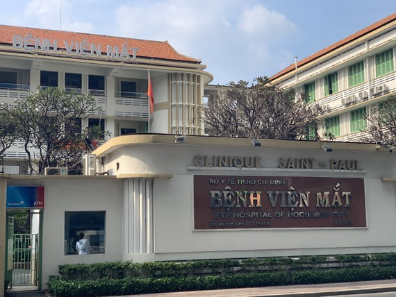 HCMC Eye Hospital's leaders prosecuted and detained