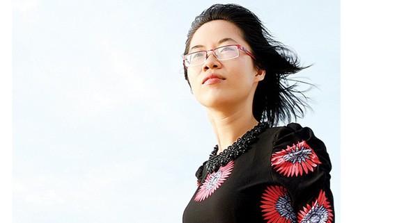Writer Nguyen Thi Kim Hoa