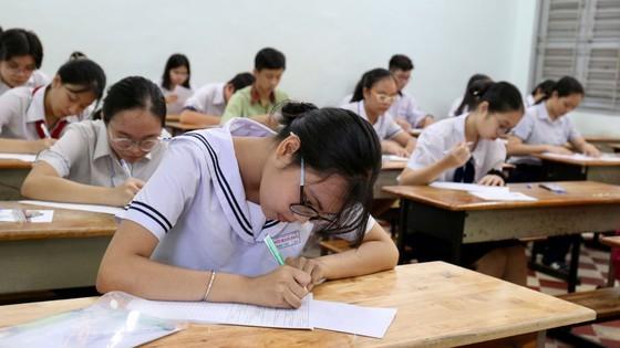 TPHCM công bố kết quả tuyển sinh lớp 10 vào ngày 27-7. Ảnh: HOÀNG HÙNG