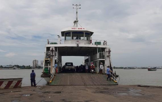 Sở Giao thông Vận tải tỉnh An Giang đề nghị cho phà Vàm Cống trọng tải nhỏ hoạt động trở lại