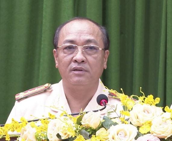 Đại tá Nguyễn Trọng Dũng tân Giám đốc Công an tỉnh Vĩnh Long