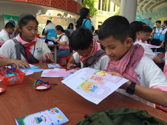 CLB ra đời, giúp trẻ em tại TPHCM có thêm nơi bảo vệ và gửi niềm tin