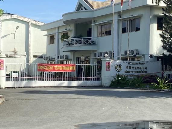 Nhiều doanh nghiệp tại Khu chế xuất Tân Thuận đã ngưng hoạt động