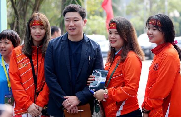 Hoàng Xuân Vinh tái ngộ đối thủ ở Olympic 2016 ảnh 3