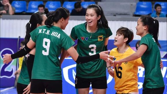 VTV Bình Điền Long An giành quyền vào chơi trận chung kết mùa giải 2018.