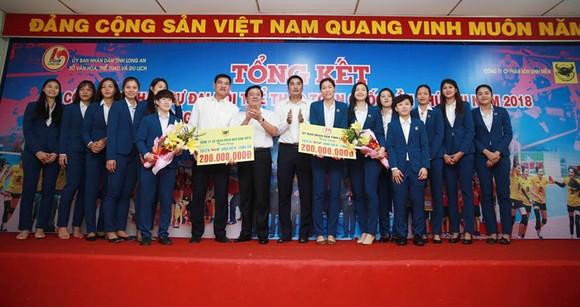 VTV Bình Điền Long An sắp chia tay Ngọc Hoa sau mùa bóng ấn tượng ảnh 1