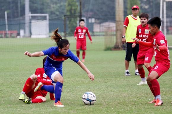 Thái Sơn Nam tài trợ cho giải bóng đá nữ Cúp Quốc gia 2019 ảnh 1