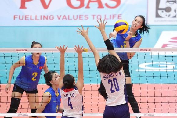 Giải vô địch U.23 nữ châu Á 2019: Đánh bại Kazakhstan, Việt Nam đụng độ Triều Tiên ở bán kết ảnh 1