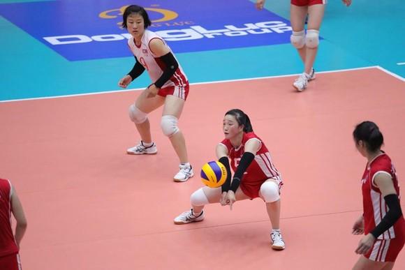 Giải vô địch U.23 nữ châu Á 2019: Đánh bại Kazakhstan, Việt Nam đụng độ Triều Tiên ở bán kết ảnh 2