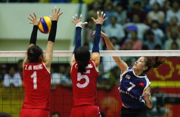Nữ đấu chung kết VTV Cup, nam tranh hạng 9 châu Á ảnh 4