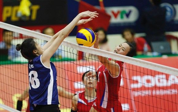Nữ đấu chung kết VTV Cup, nam tranh hạng 9 châu Á ảnh 5