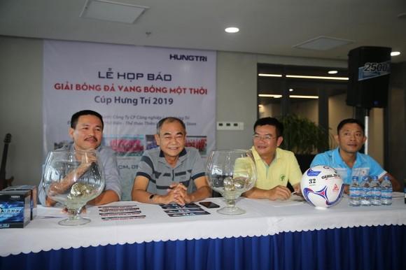 Nghệ sĩ Việt Anh với vai trò trưởng BTC giải. Ảnh: DŨNG PHƯƠNG